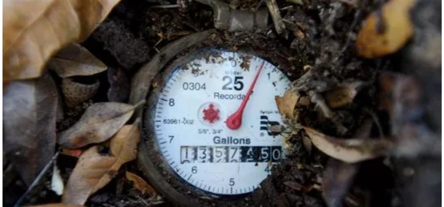 Water Meter Repairing