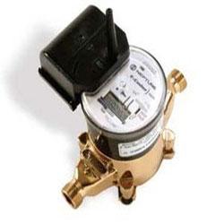 AMR System Flow Meter