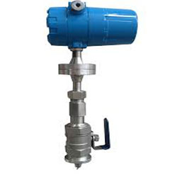 Insertion Type Electromagnetic Flow Meter